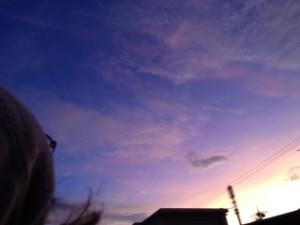 沖縄の綺麗な空を見ながら奇跡講座でも学ぼう